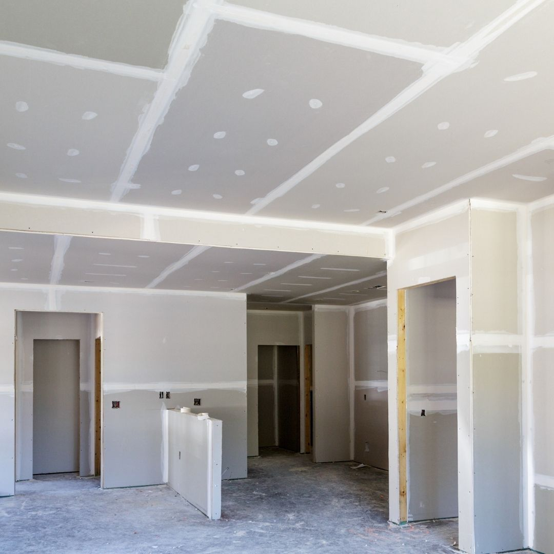 Conheça a redução de custos do drywall